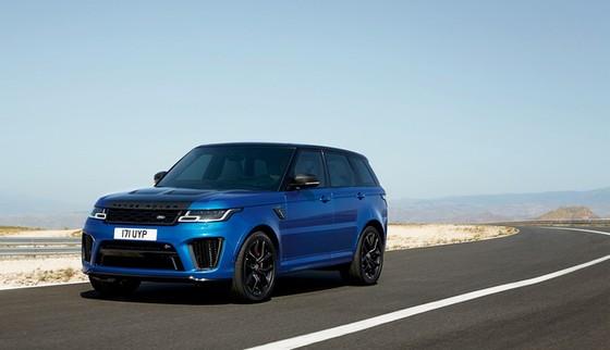 SUV hạng sang Range Rover Sport 2018 trình làng với trang bị tốt hơn - Ảnh 9.