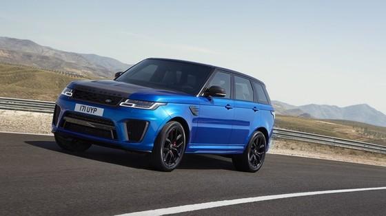 SUV hạng sang Range Rover Sport 2018 trình làng với trang bị tốt hơn
