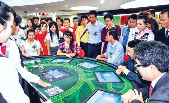Kinh doanh casino: Cần công cụ kiểm soát rửa tiền ảnh 1
