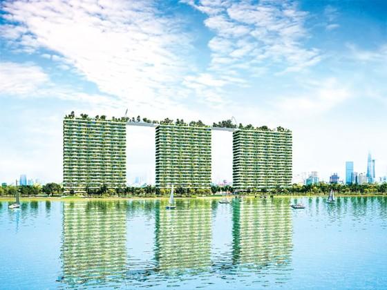 Diamond Lotus Riverside - Căn hộ sinh thái ven sông ảnh 1