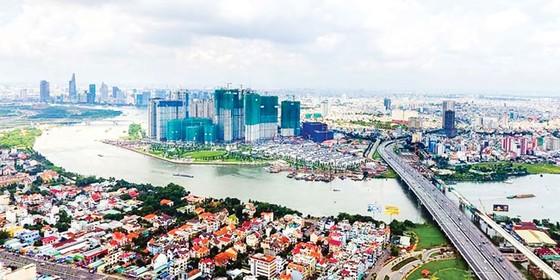 Dự án đại lộ ven sông Sài Gòn có khả thi? ảnh 1