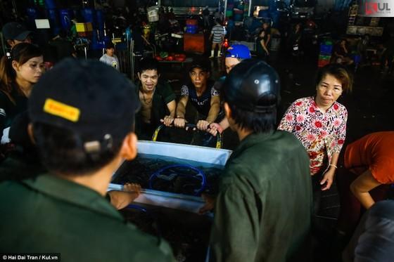 Vất vả trăm phận đời mưu sinh giữa chợ đêm Sài Gòn ảnh 6