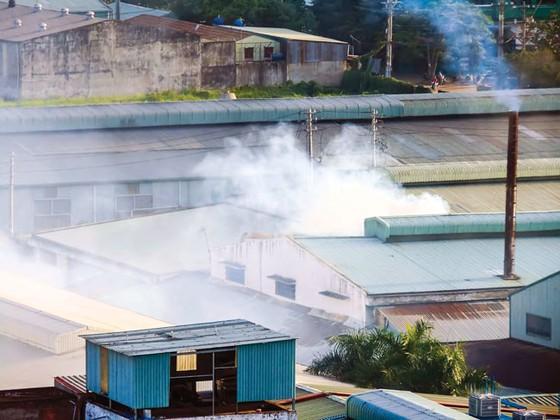 Chung cư Tecco Green Nest: Hứng trọn ô nhiễm các nhà máy xung quanh ảnh 2