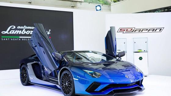 Lamborghini Aventador S Roadster danh rieng cho Nhat Ban hinh anh 2