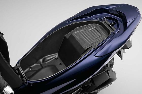Bộ đôi Honda PCX Hybrid và PCX Electric được vén màn, sẽ bán vào năm sau - Ảnh 7.