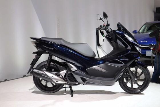 Bộ đôi Honda PCX Hybrid và PCX Electric được vén màn, sẽ bán vào năm sau - Ảnh 5.
