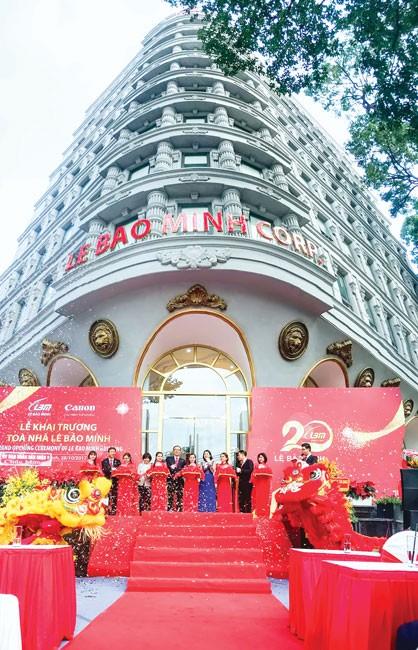 Công ty Tập đoàn Lê Bảo Minh: Thành tựu từ những ước mơ ảnh 1