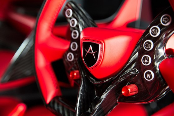 Apollo Intensa Emozione - Siêu xe triệu đô mới của người Đức - Ảnh 12.