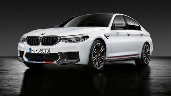 Những điều thú vị của BMW M5 Performance mới ra mắt