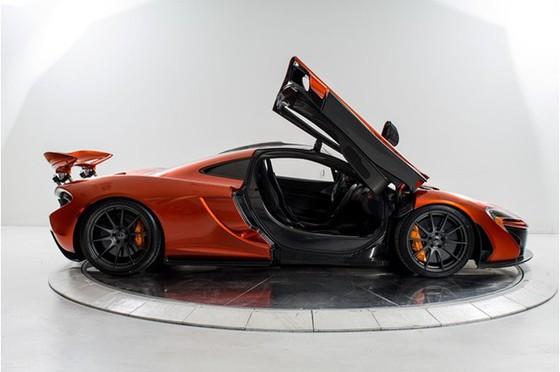 Siêu xe McLaren P1 lăn bánh ít nhất thế giới có giá 2,4 triệu USD - Ảnh 5.
