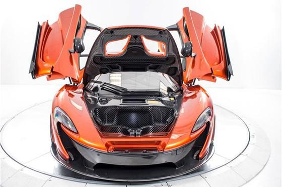 Siêu xe McLaren P1 lăn bánh ít nhất thế giới có giá 2,4 triệu USD - Ảnh 1.