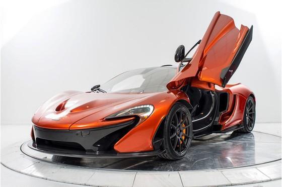 Siêu xe McLaren P1 lăn bánh ít nhất thế giới có giá 2,4 triệu USD - Ảnh 3.