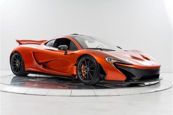Siêu xe McLaren P1 lăn bánh ít nhất thế giới có giá 2,4 triệu USD - Ảnh 4.
