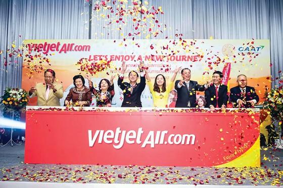 Vietjet - Vươn tầm lớn mạnh ảnh 1