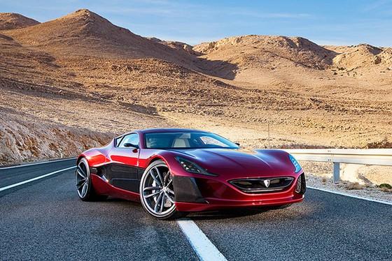 """5 siêu xe điện đủ sức """"đua"""" với Tesla Roadster - Ảnh 3."""
