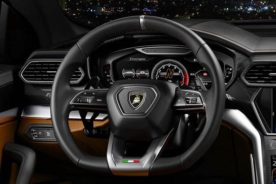 Chính thức ra mắt siêu SUV Lamborghini Urus, giá từ 200.000 USD ảnh 10