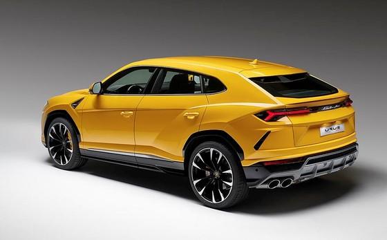 Chính thức ra mắt siêu SUV Lamborghini Urus, giá từ 200.000 USD ảnh 18