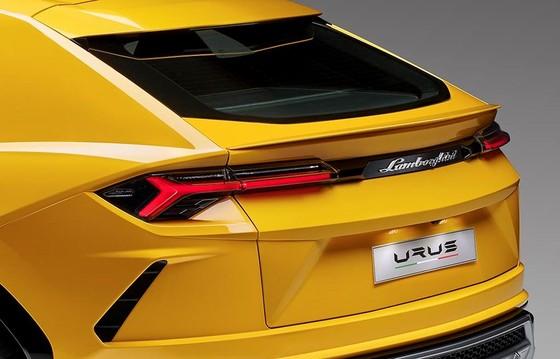 Chính thức ra mắt siêu SUV Lamborghini Urus, giá từ 200.000 USD ảnh 20
