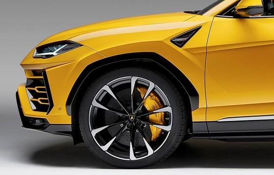Chính thức ra mắt siêu SUV Lamborghini Urus, giá từ 200.000 USD ảnh 21
