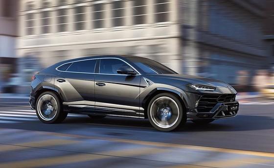 Chính thức ra mắt siêu SUV Lamborghini Urus, giá từ 200.000 USD ảnh 24