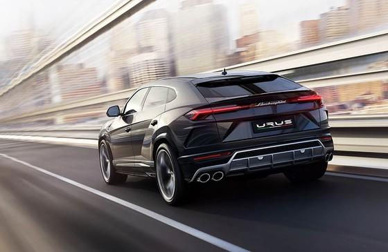 Chính thức ra mắt siêu SUV Lamborghini Urus, giá từ 200.000 USD ảnh 25
