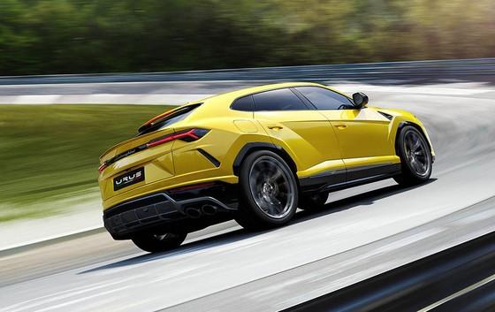 Chính thức ra mắt siêu SUV Lamborghini Urus, giá từ 200.000 USD ảnh 5