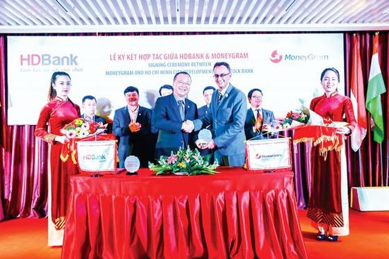 HDBank hợp tác MoneyGram dịch vụ chuyển tiền quốc tế  ảnh 1