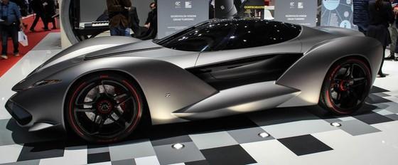 Nhung mau xe doc dao, ky quac tai Geneva Motor Show 2018 hinh anh 10