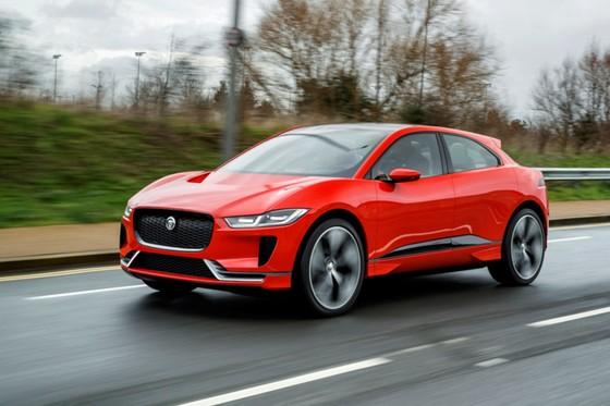 10 mẫu xe điện tốt nhất năm 2018 ảnh 8