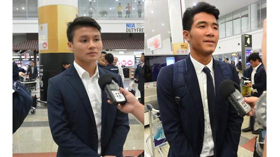 U20 Việt Nam về nước ảnh 2