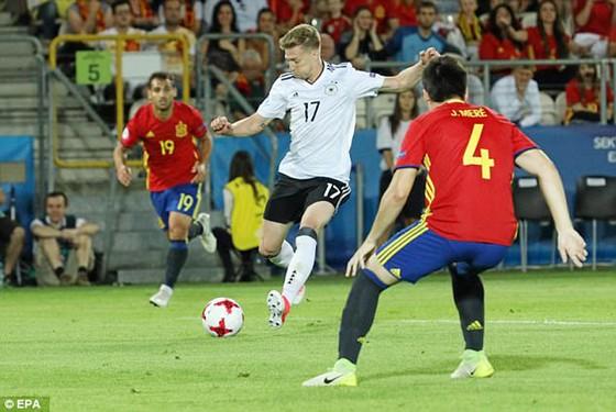 Đánh bại Tây Ban Nha, Đức lên ngôi vô địch U21 châu Âu ảnh 1