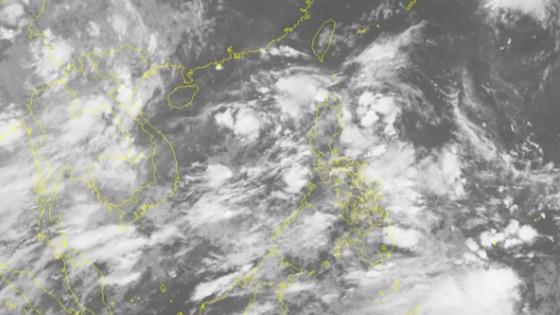 Xuất hiện áp thấp nhiệt đới ngoài khơi Thái Bình Dương ảnh 1