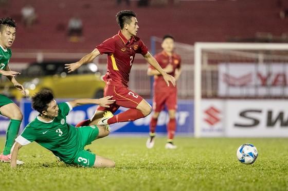 Việt Nam giành vé vào vòng chung kết U23 châu Á 2018 ảnh 2
