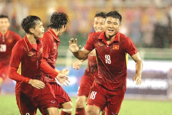Việt Nam giành vé vào vòng chung kết U23 châu Á 2018 ảnh 4