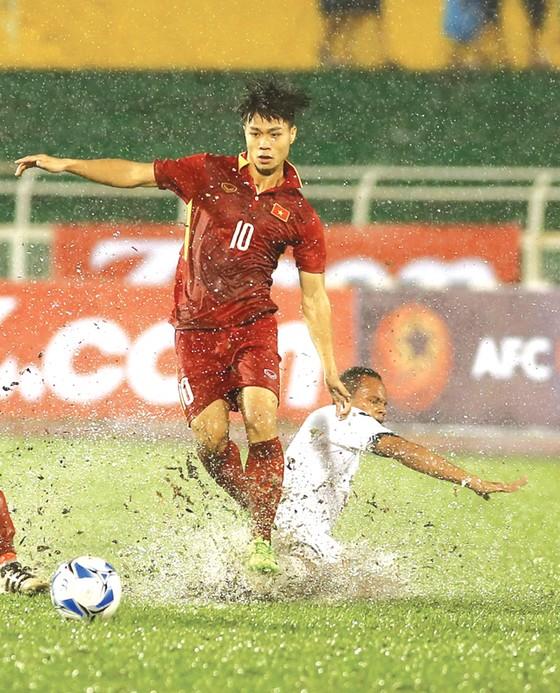 Việt Nam giành vé vào vòng chung kết U23 châu Á 2018 ảnh 5