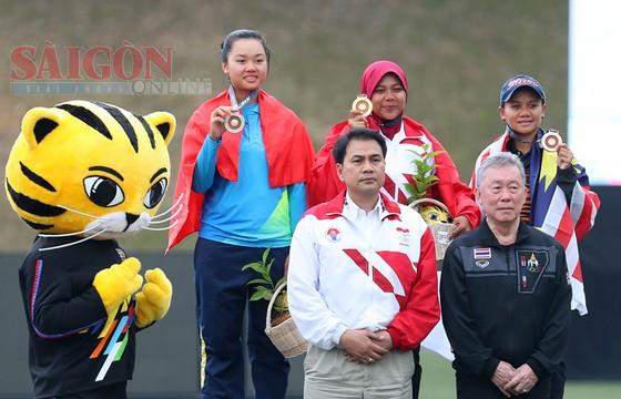 Kiều Oanh giành chiếc huy chương đầu tiên cho Đoàn thể thao Việt Nam ảnh 5