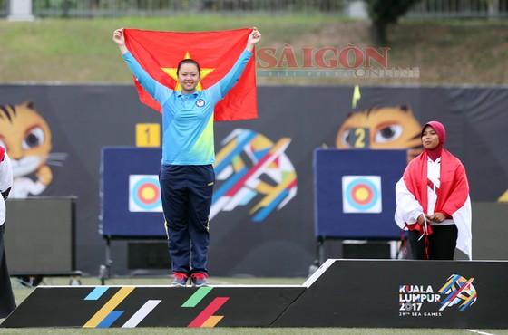 Kiều Oanh giành chiếc huy chương đầu tiên cho Đoàn thể thao Việt Nam ảnh 2