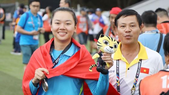 Kiều Oanh giành chiếc huy chương đầu tiên cho Đoàn thể thao Việt Nam ảnh 4