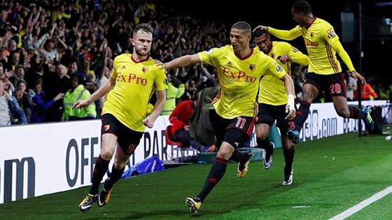 """Pháo thủ Arsenal """"trắng tay"""" trước chủ nhà Watford ảnh 2"""