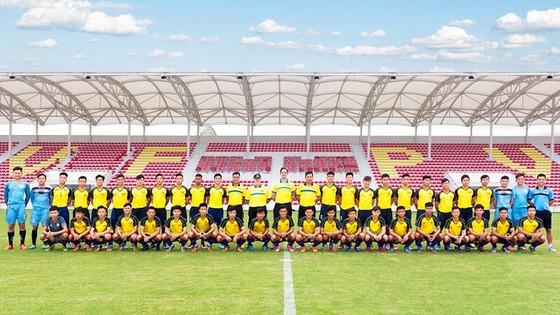 PVF khai trương cơ sở mới - tổ chức giao hữu quốc tế và bổ nhiệm giám đốc bóng đá ảnh 2