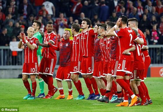 Real Madrid may mắn vào bán kết Champions League 2018 ảnh 3