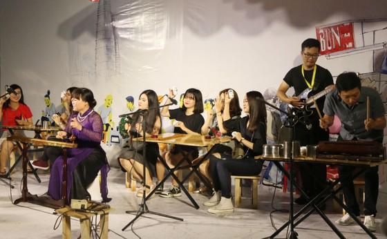 Khai mạc Chương trình Nghệ thuật đường phố TPHCM ảnh 4