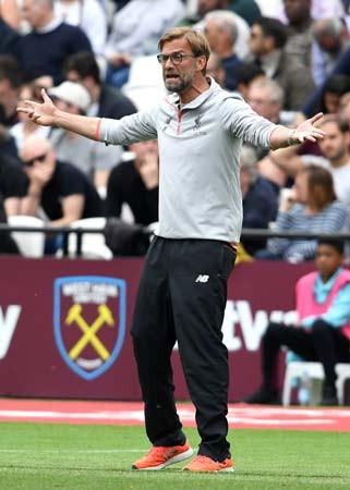 Liverpool và nỗi sợ cuối cùng ảnh 1