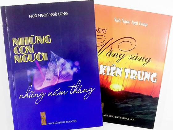 2 cuốn sách, 1 hành trình của nhà báo Ngô Ngọc Ngũ Long