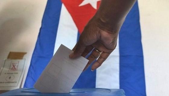 Cuba công bố kết quả vòng 1  bầu cử địa phương  ảnh 1