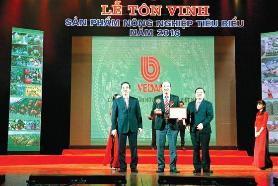 Vedan Việt Nam 3 năm liền nhận  giải thưởng sản phẩm nông nghiệp tiêu biểu ảnh 1
