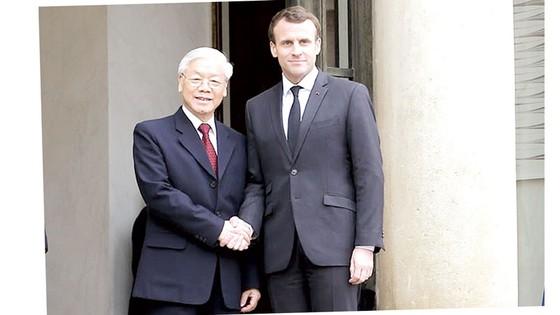 Dấu mốc quan trọng thúc đẩy quan hệ đối tác chiến lược Việt Nam - Pháp ảnh 1