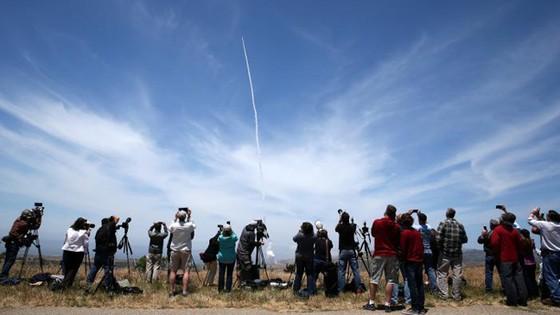 Mỹ thử thành công lần đầu tiên đánh chặn ICBM ảnh 2