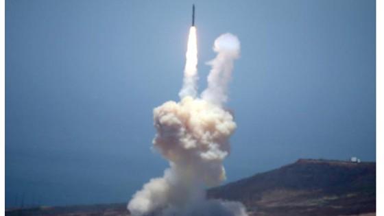 Mỹ thử thành công lần đầu tiên đánh chặn ICBM ảnh 1