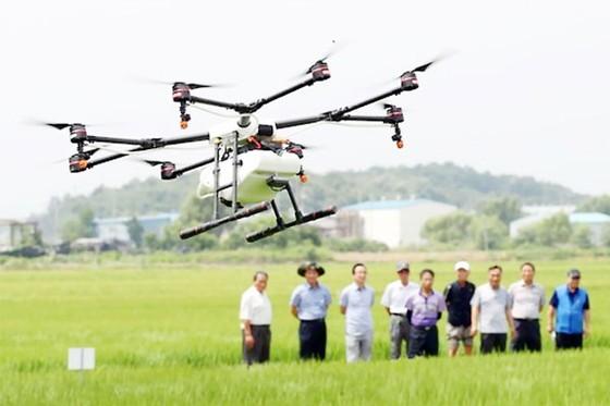 Châu Á chuộng nông nghiệp thông minh ảnh 2